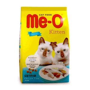Me-O Ocean Fish Dry Kitten Food