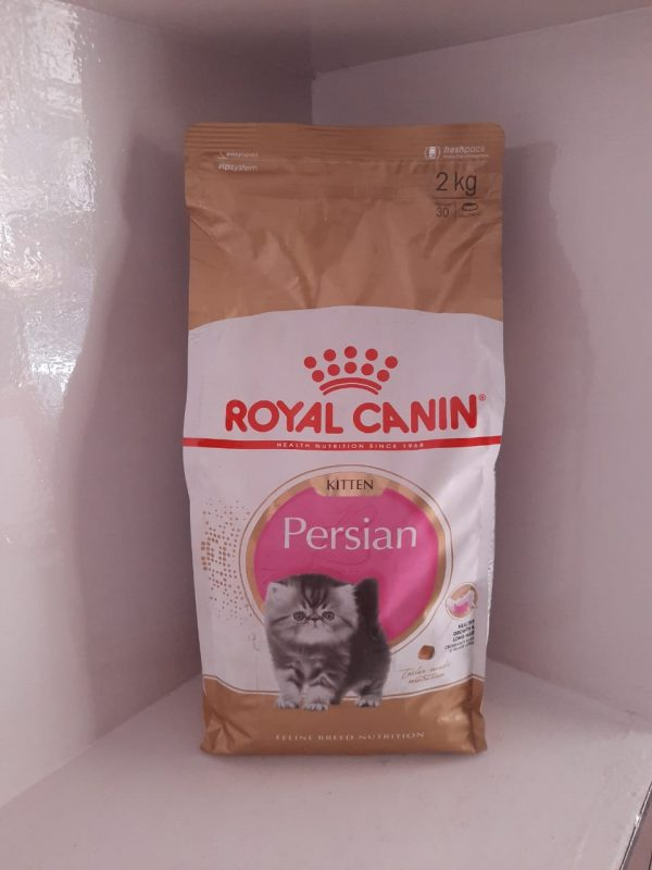 Royal Canin Royal Canin Persian Kitten 2 kg Dry Adult, Young Cat Food