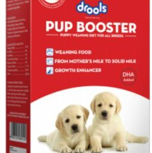 Drools Pup Booster 300 Gram For Puppy 0.3 kg Dry New Born Dog Food