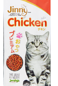 Jer High Jinny Chicken Cat Snack